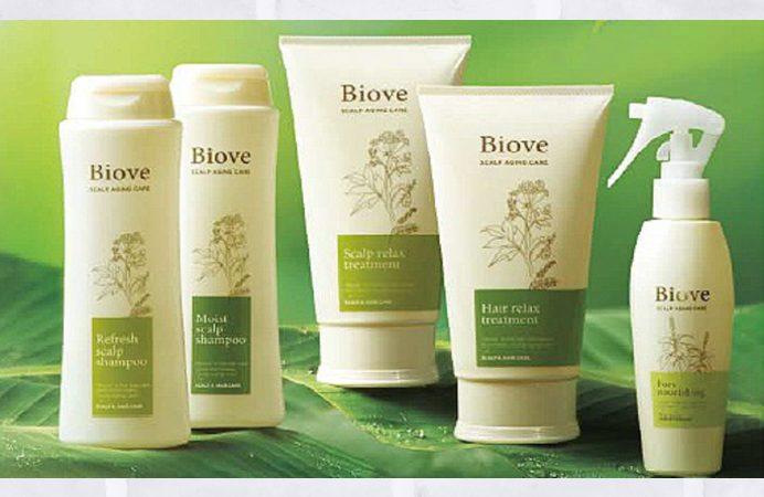 Biove-SCALP AGING CARE-